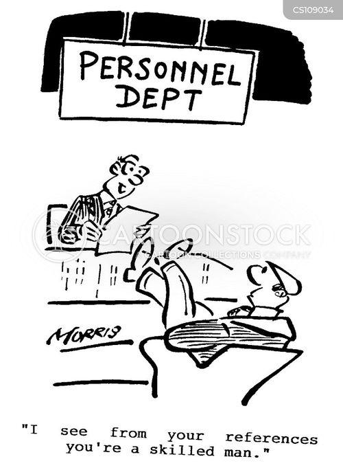 transferable skill cartoon