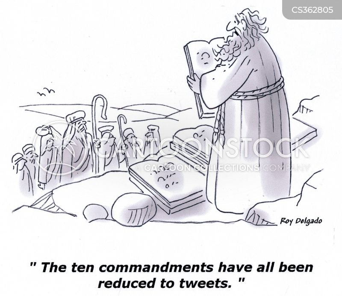 commanded cartoon