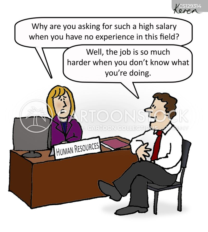 job search cartoons and comics