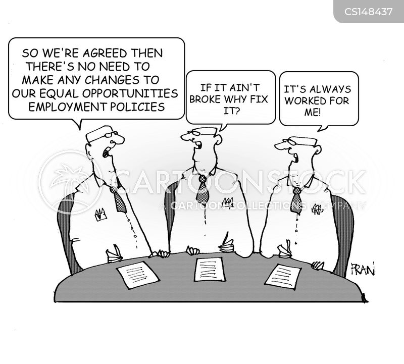 employment jokes cartoon