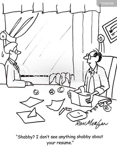 hirelings cartoon