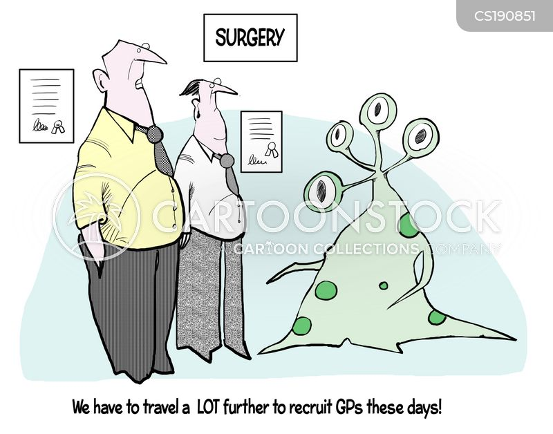 Image result for gp recruitment cartoon