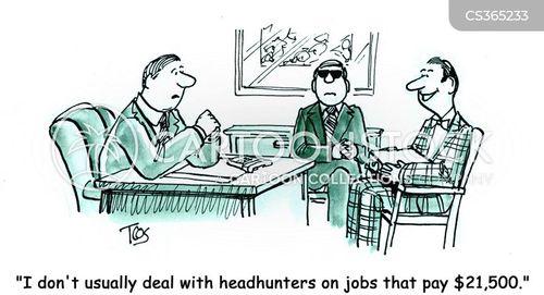 career development cartoon