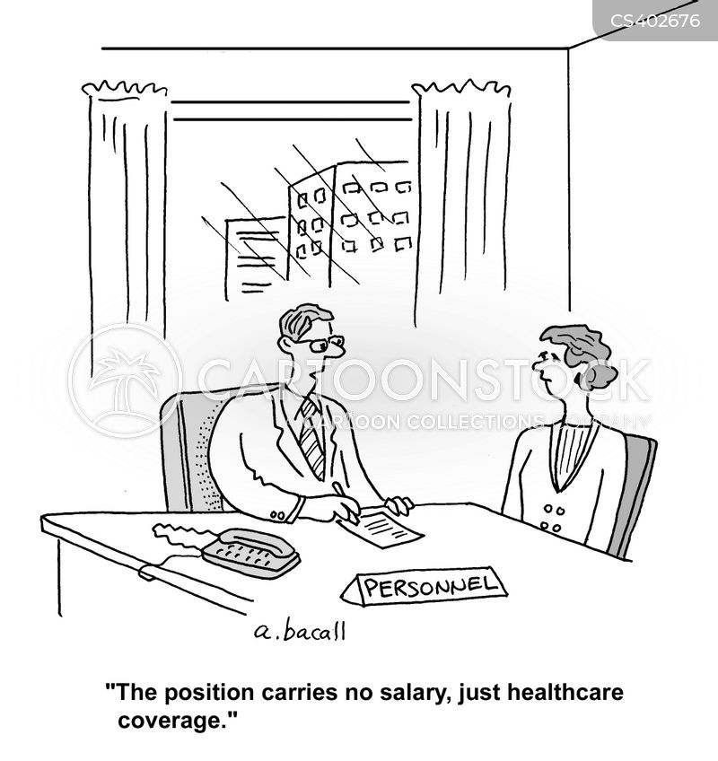 Image result for cartoon lack of health insurance coverage