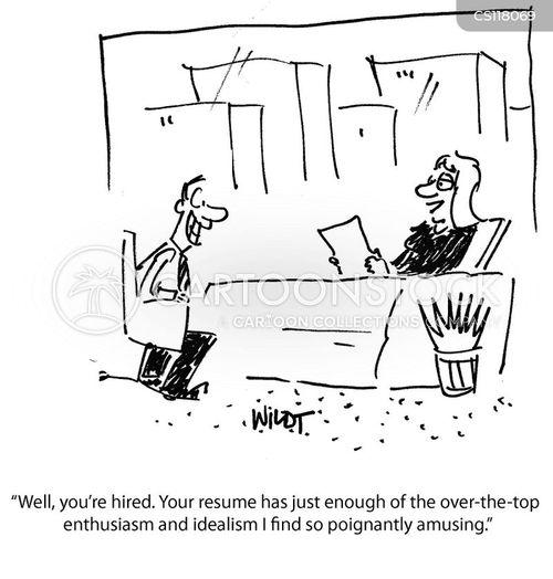 amused cartoon