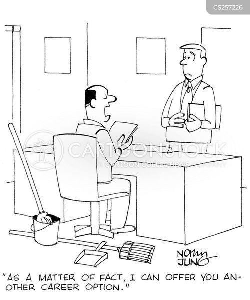 sweepers cartoon