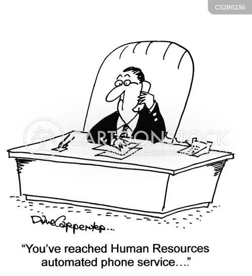 phone services cartoon