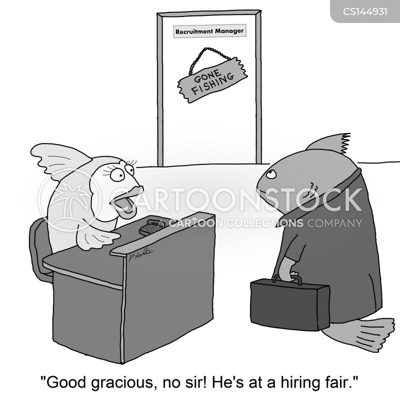 job fair cartoons and comics