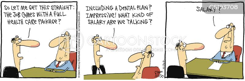 dental plan cartoon