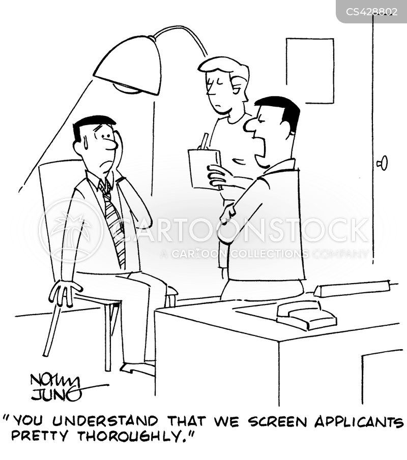 screening process cartoons and comics funny pictures from cartoonstock
