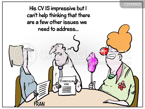 bad impressions cartoon