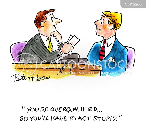 qualifies cartoon