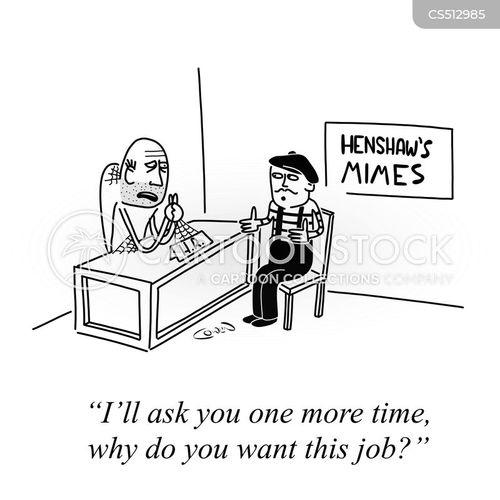 hr manager cartoon