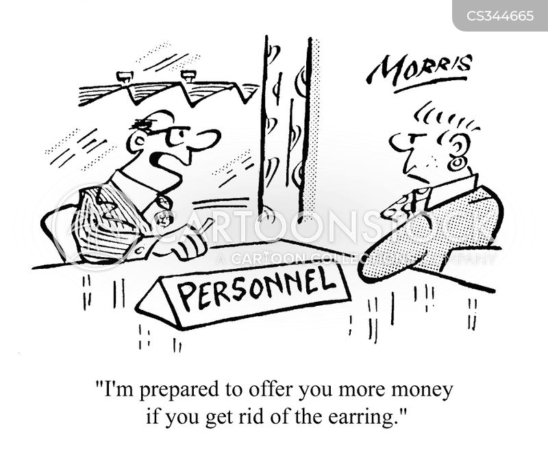 personal taste cartoon