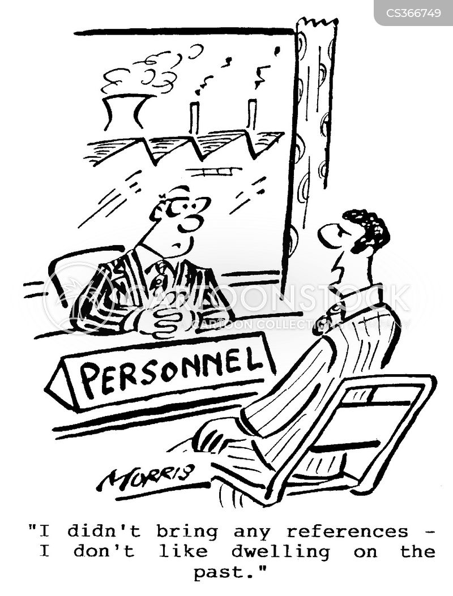 personnel dept cartoon