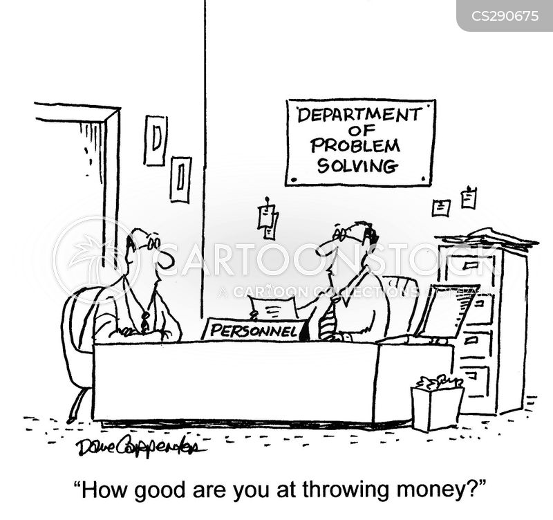 management skills cartoon