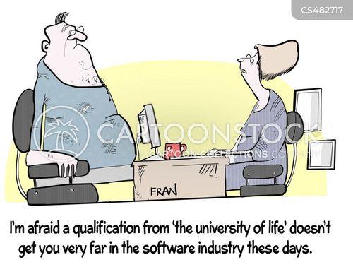software industry cartoon