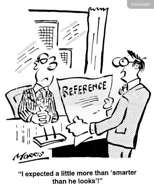 unsupportive cartoon