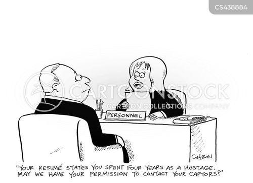 captors cartoon