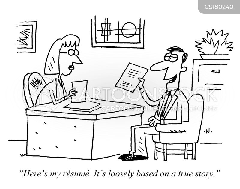 Funny resume stories