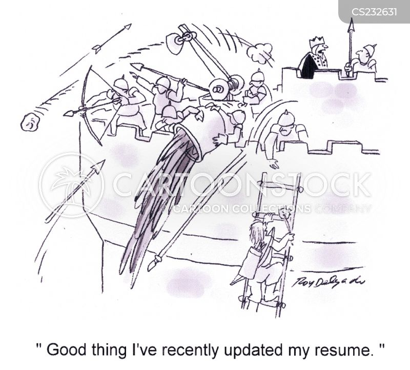 siege wars cartoons and comics funny pictures from cartoonstock update my resume