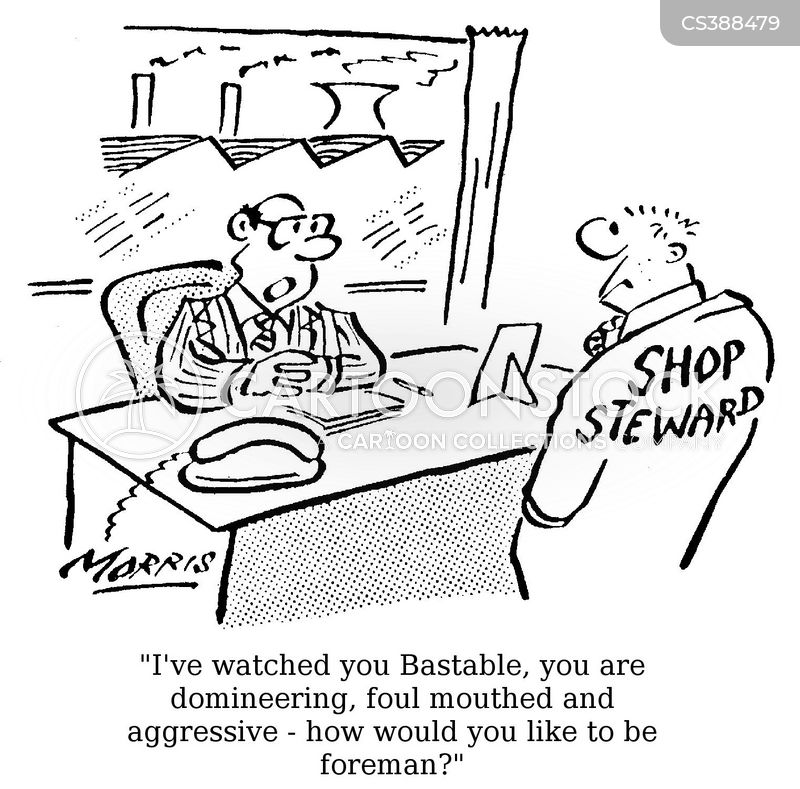 domineering cartoon