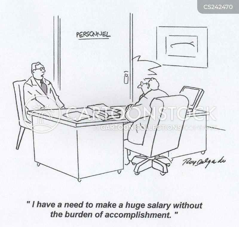 earners cartoon