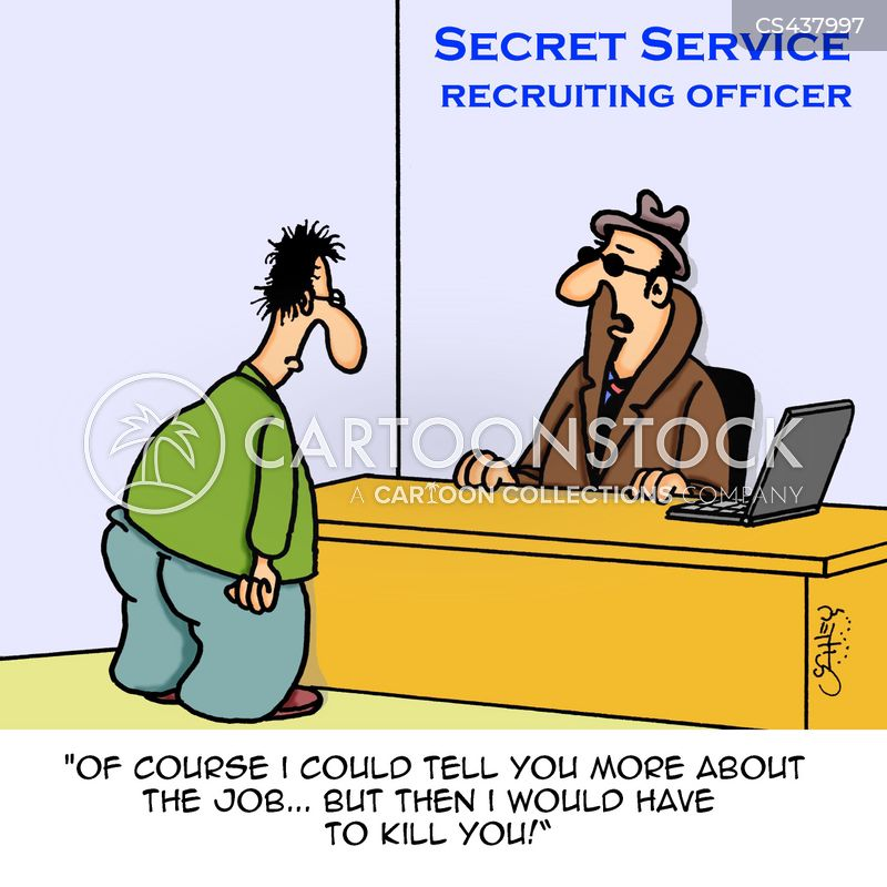 Image result for INTELLIGENCE AGENT CARTOON