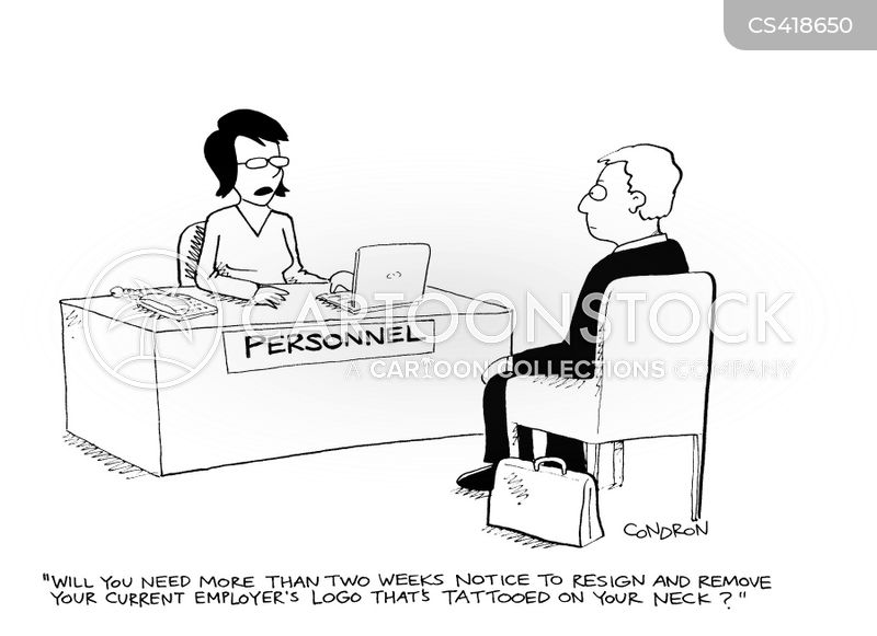Resigning Cartoons and Comics - funny pictures from CartoonStock
