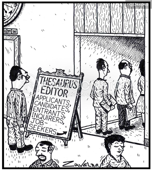 entrants cartoon