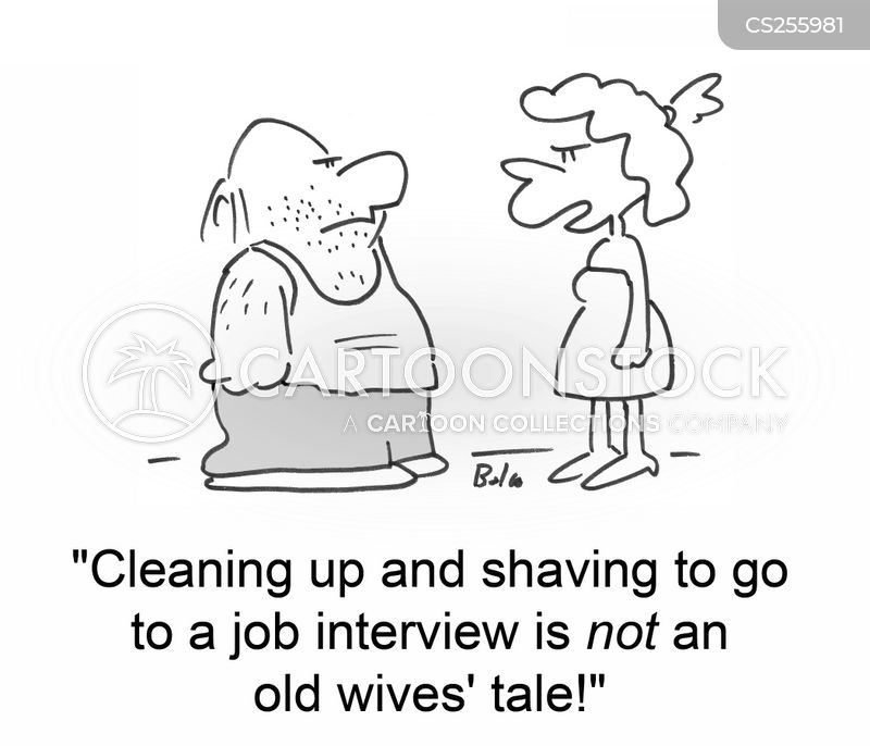 old wives tale cartoon