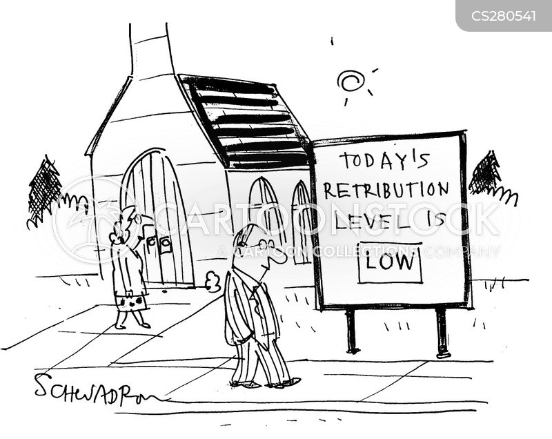 attrition cartoon