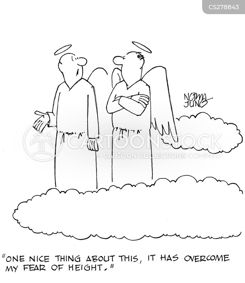 overcome cartoon
