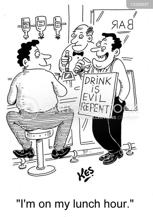 temperance cartoon