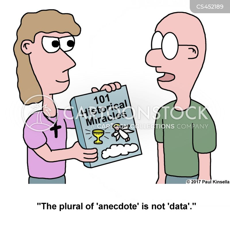 anecdote cartoon