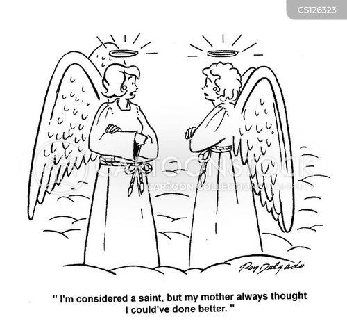 angel wing cartoon