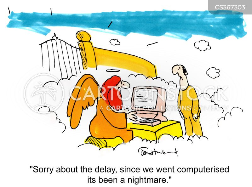 digitalise cartoon