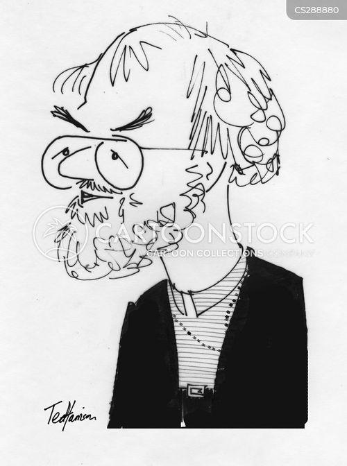 canterbury cartoon