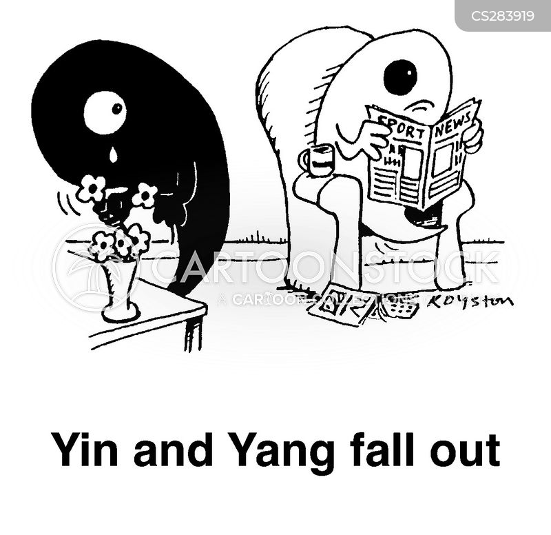 domestic dispute cartoon