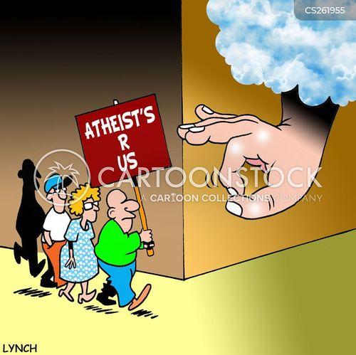 religious freedoms cartoon