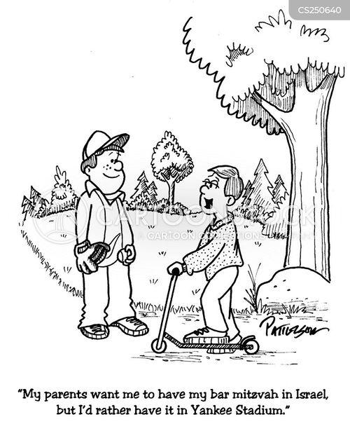 secularism cartoon