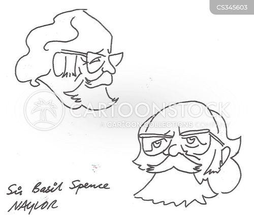 modernists cartoon