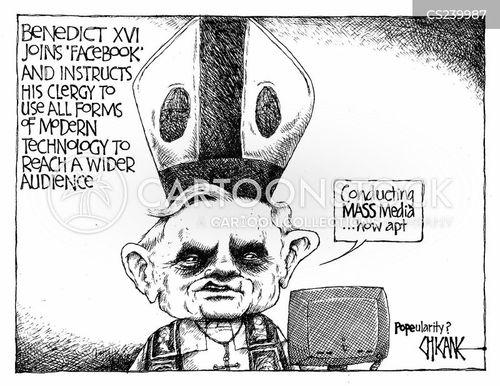 masses cartoon