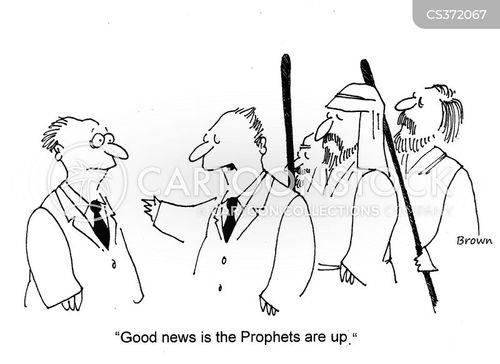 teachings cartoon