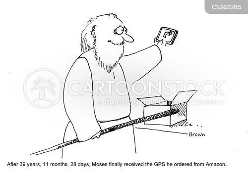 jewish history cartoon