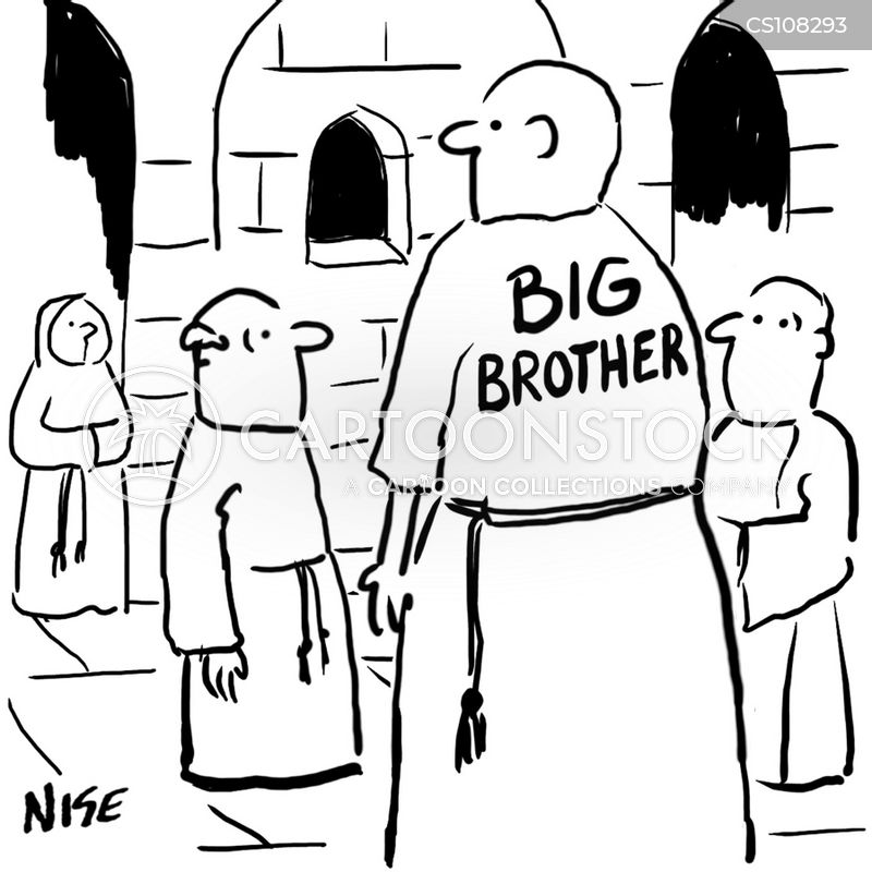 brotherhood cartoon