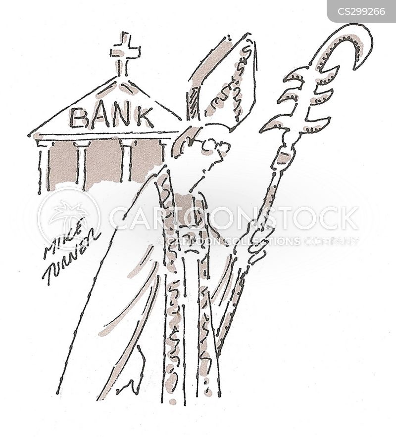 mammon cartoon