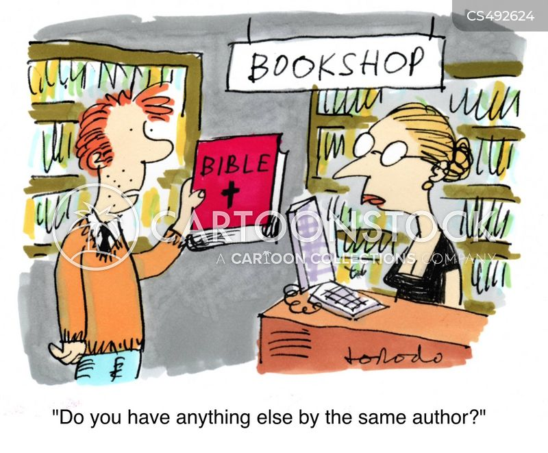 reading lists cartoon