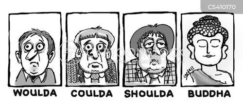 wasted life cartoon