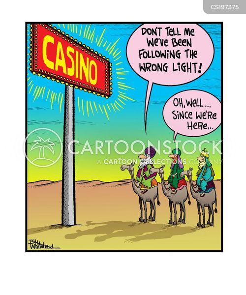 astrologer cartoon